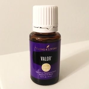 Brand NEW 15ml Young Living Valor